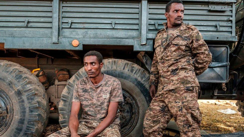 Ethiopia's Tigray crisis: PM claims capture of regional capital Mekelle