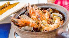 聖誕前的9堂烹飪課:港式煲仔 X 西班牙海鮮飯