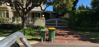 Homeowners Gift For Garbage Collectors