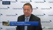 Cooper Energy CEO says 'transformational' gas project rea...