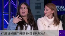 Jackie and Claudia Oshry chime in after Kylie Jenner single-handedly disrupts Snapchat stocks