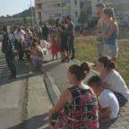 Tirana Residents Gather Outside After Earthquake Shakes Albanian City