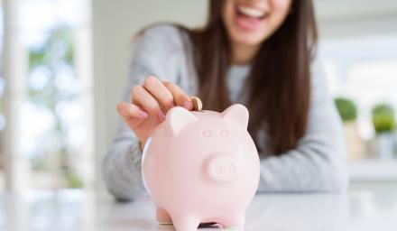 存錢與減肥的三大共通點?!