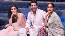 In Pics: Alia, Sonakshi & Varun Rock the Stage on 'Super Dancer 3'