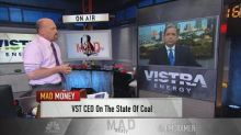 Coal is on its way out, says Vistra Energy CEO as company...