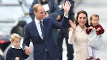 Prince George and Princess Charlotte to help Duke and Duchess of Cambridge charm Europe