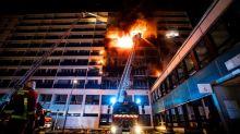 Créteil : un incendie mortel près de l'hôpital Henri Mondor