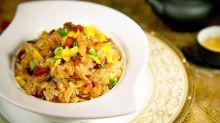 冬天就要食糯米飯