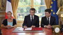 SNCF : Emmanuel Macron signe la loi sur la réforme ferroviaire