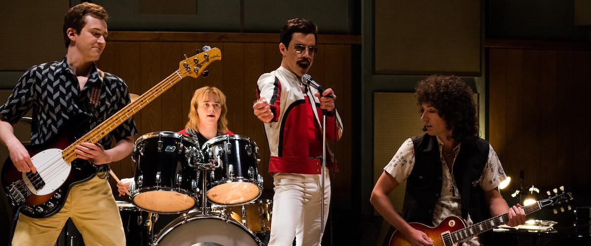 Roger Taylor says a 'Bohemian Rhapsody' sequel would be 'dangerous territory'
