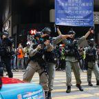 Chinese legislators endorse Hong Kong national security law
