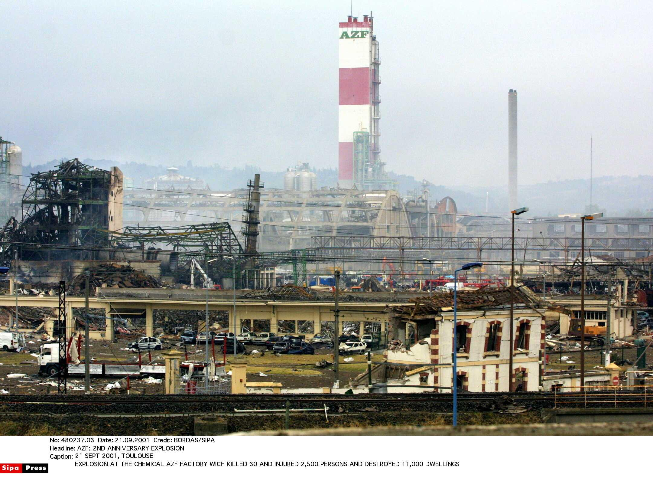 AZF: 20 ans après, où en est-on de la prévention des risques industriels?
