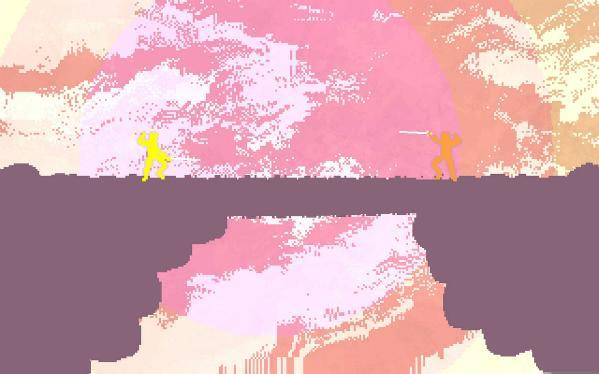 Nidhogg gets off the fence and onto PS4 and Vita this week