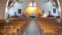 Calvados : le maire élu dans l'église, la mairie étant trop petite pour accueillir le conseil municipal
