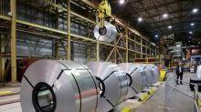 Venda de aço plano por distribuidores em março fica abaixo do esperado, diz Inda