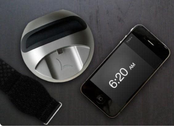 Lark's silent alarm clock hitting Apple Stores on June 14, promises not to wake your bedmate
