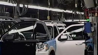 Louisville Ford Workers Vote On Contract