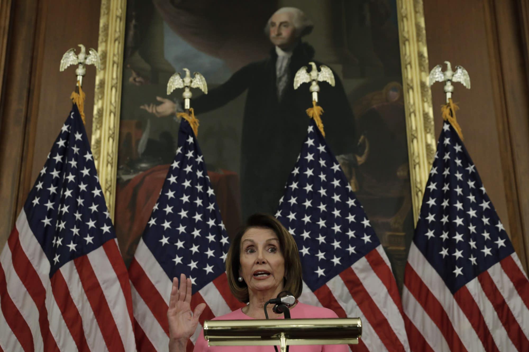 Pelosi Urges Democrats to Unite Ahead of First Leadership Vote
