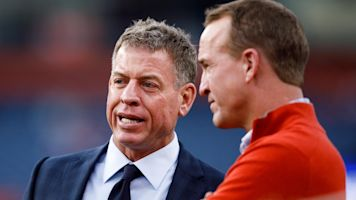 Aikman eyes front-office job ... not with Cowboys