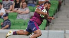 Qld Reds back on top after rolling Rebels