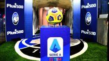 Le formazioni ufficiali dei match della 25ª giornata di Serie A