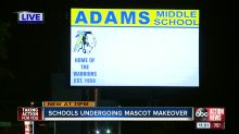 Community outraged after district moves to change schools' Native American mascots: 'Political correctness run amok!'