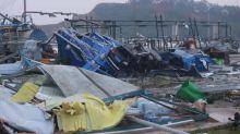 Mindestens zwölf Tote durch Tornados in China