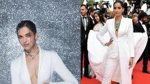 Deepika Padukone's Latest Outfit Is Similar To Sonam Kapoor's Cannes 2019 Pantsuit