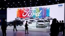 Ford's China struggle continues as May vehicle sales slump 29 percent