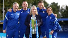 Emma Hayes thrilled as Chelsea silence doubters by retaining WSL title in style