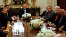 Trump talks to U.S. automakers, pushes for new American plants
