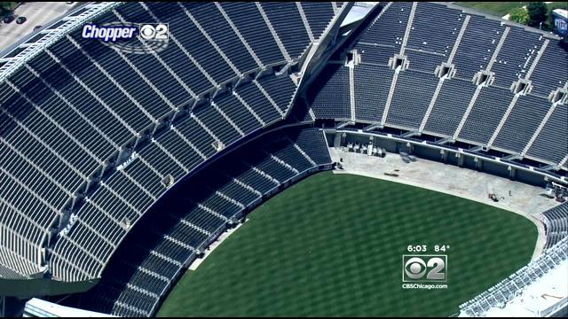 Soldier Field Set To Host World Cup Viewing Party