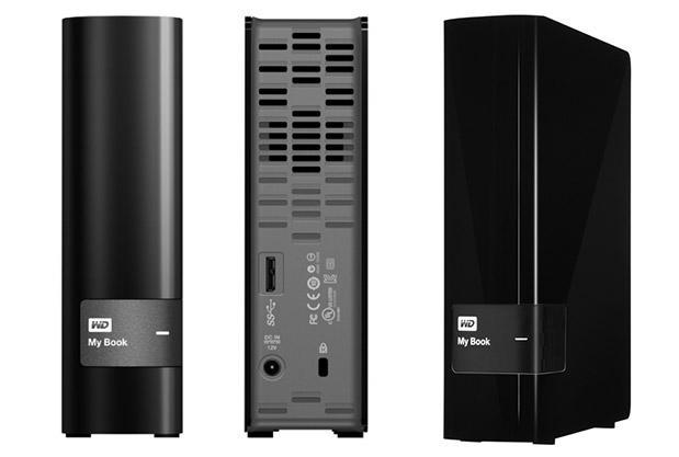 Western Digital refreshes MyBook external HDDs, offers 4TB for $180
