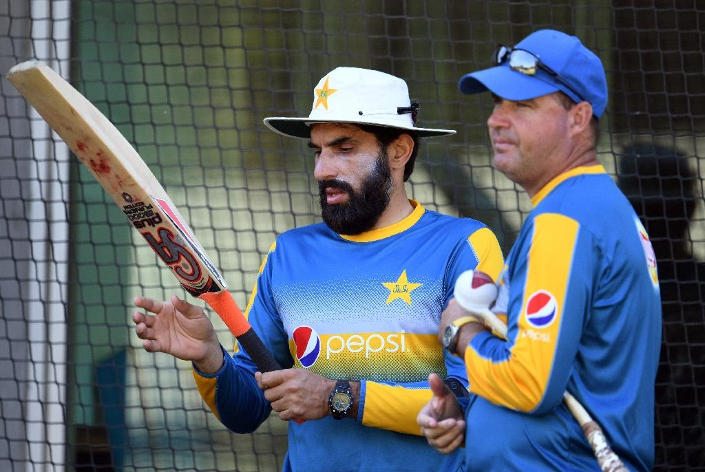 Image result for misbah ul haq new coach