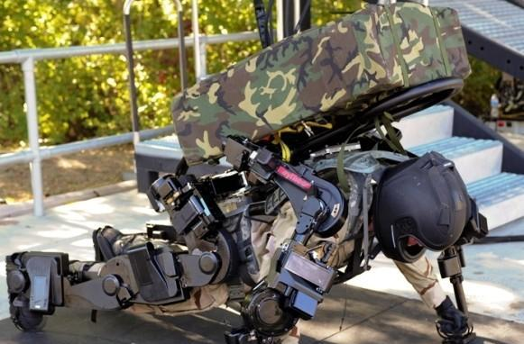 Raytheon revamps Sarcos exoskeleton, creates better, faster and stronger XOS 2 (video)