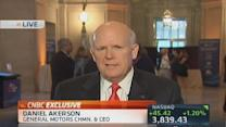 GM's Akerson: Markets and consumers hate uncertainty
