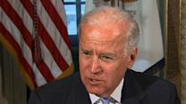 Biden: Determined to Take Action on Guns