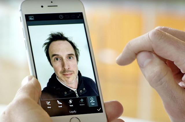 Adobe shows how AI can work wonders on your selfie game
