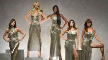 Zu Ehren von Gianni! Versace bringt die Supermodels der 90er auf einen Laufsteg