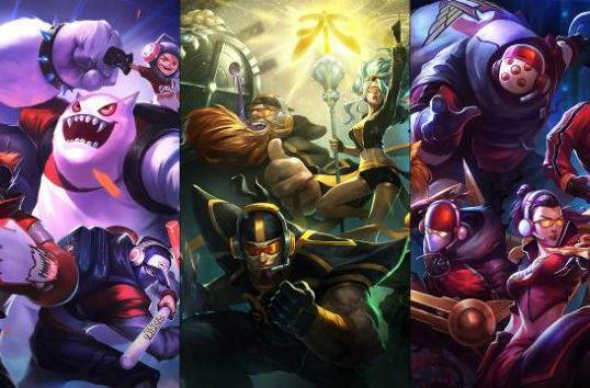 JXE Training Day: Picking the right 'League of Legends' Champion