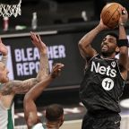Irving, Schroder thrown out of Lakers-Nets game