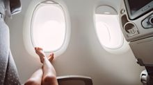 Warum es keine gute Idee ist, im Flugzeug die Schuhe auszuziehen
