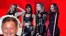Piers Morgan insists Little Mix owe him royalties for using clip of him in concert