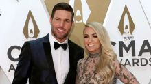 Carrie Underwood celebrates 10-year marriage to Mike Fisher with adorably 'awkward' throwback pics