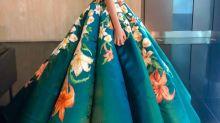 """Jugendliche näht Kleid für Abschlussball – und wird gefeiert: """"Eine echte DIY-Königin!"""""""