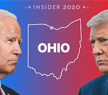 Where Biden and Trump stand in Ohio in the polls 4 days out from Election Day