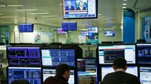 British shares falter as Fed, oil play Scrooge