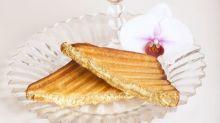 El sándwich más caro del mundo es de queso, tiene oro y cuesta 214 dólares