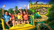 New Spinning Roller Coaster Sidewinder Safari, Slithers into Six Flags Discovery Kingdom in 2020