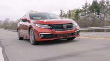 2019 Honda Civic Sedan: The top compact sedan gets a bit better